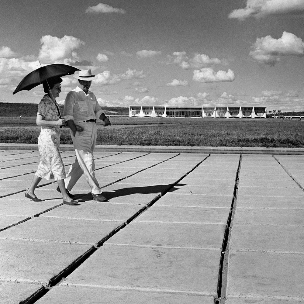 Construção e inauguração de Brasilia 5