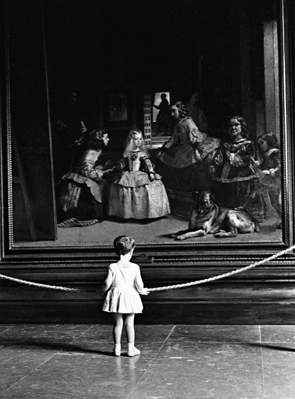 A menina e As Meninas de Diego Velazquez 09