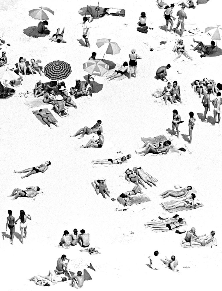 Praia Rio de Janeiro antigo 12
