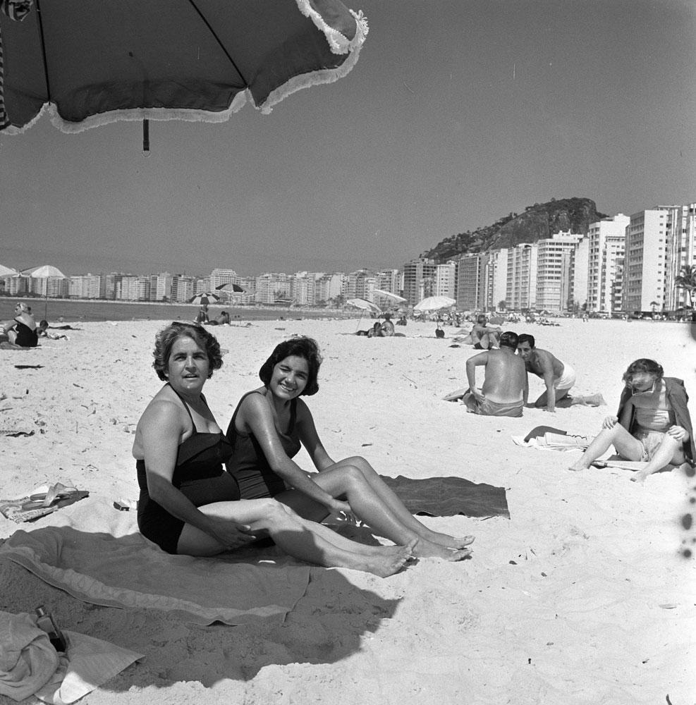 praia de Copacabana  RIO-ANTIGO-27