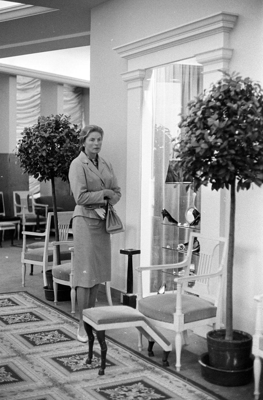 Ingrid Bergman em Paris INGRID-BERGMAN